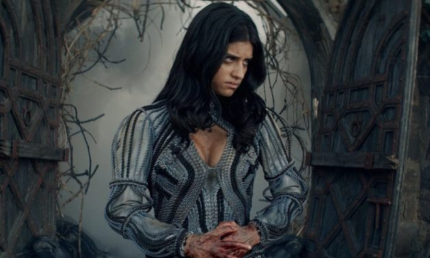THE WITCHER Releases First Look of Anya Chalotra's Yennefer in Season 2