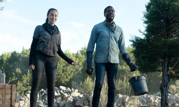 FEAR THE WALKING DEAD Recap (S06E02): Welcome to the Club