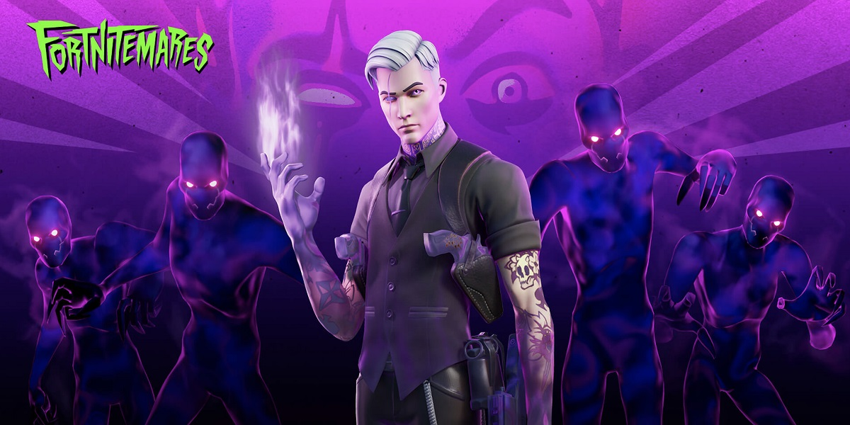 Fortnitemares 2020: What We Do as the Shadows