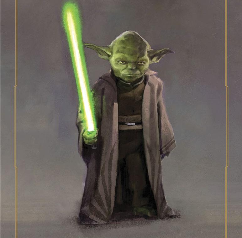 Yoda in Star Wars The High Republic
