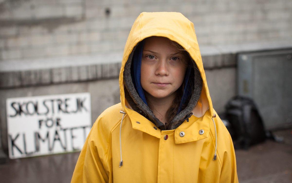 Greta Thunberg appears in I Am Greta