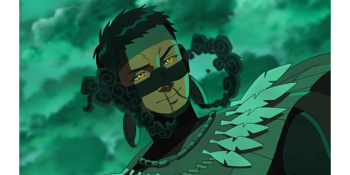 unnamed antagonist (Onyx Equinox, Dark Trailer)
