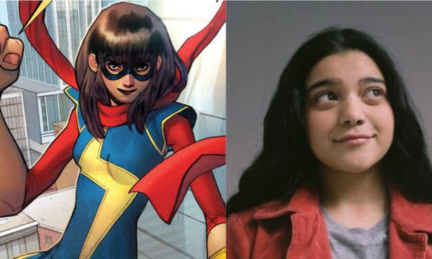 Iman Vellani Is MS. MARVEL in New Disney Plus Series