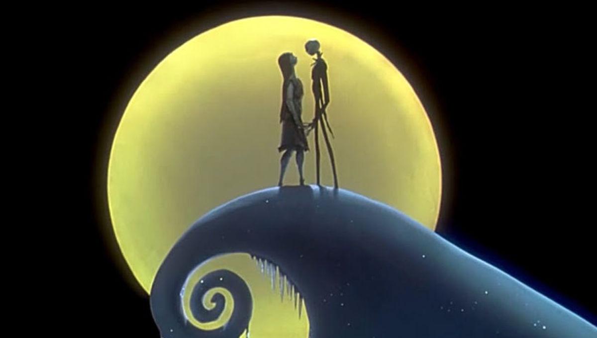 Movie still from 1993 stop-motion animation film The Nightmare Before Christmas. Horror Beginner