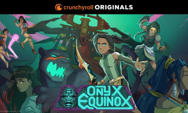 ONYX EQUINOX 'DARK TRAILER' Released