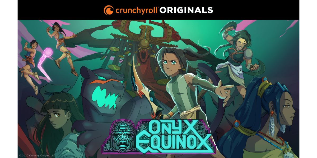 ONYX EQUINOX 'DARK TRAILER' Released