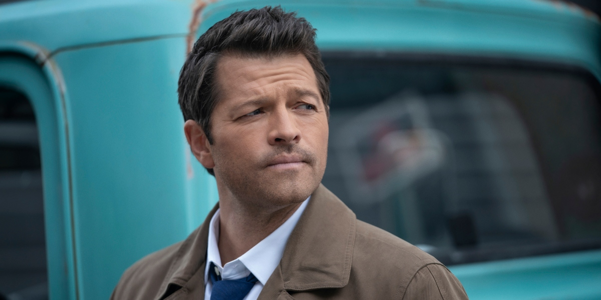 Cas takes Jack on his first Winchester Case on Supernatural, Gimme Shelter