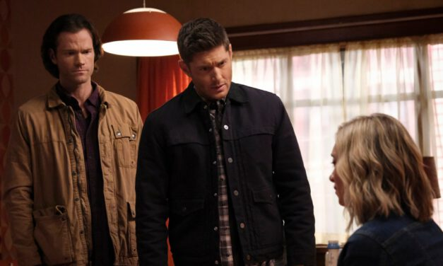 SUPERNATURAL Recap: (S15E16): Drag Me Away (From You)