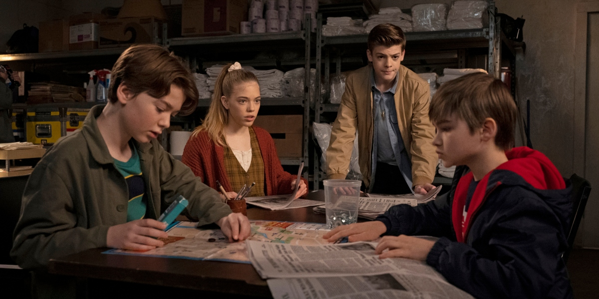 Young Sam and Dean investigate missing kids on Supernatural