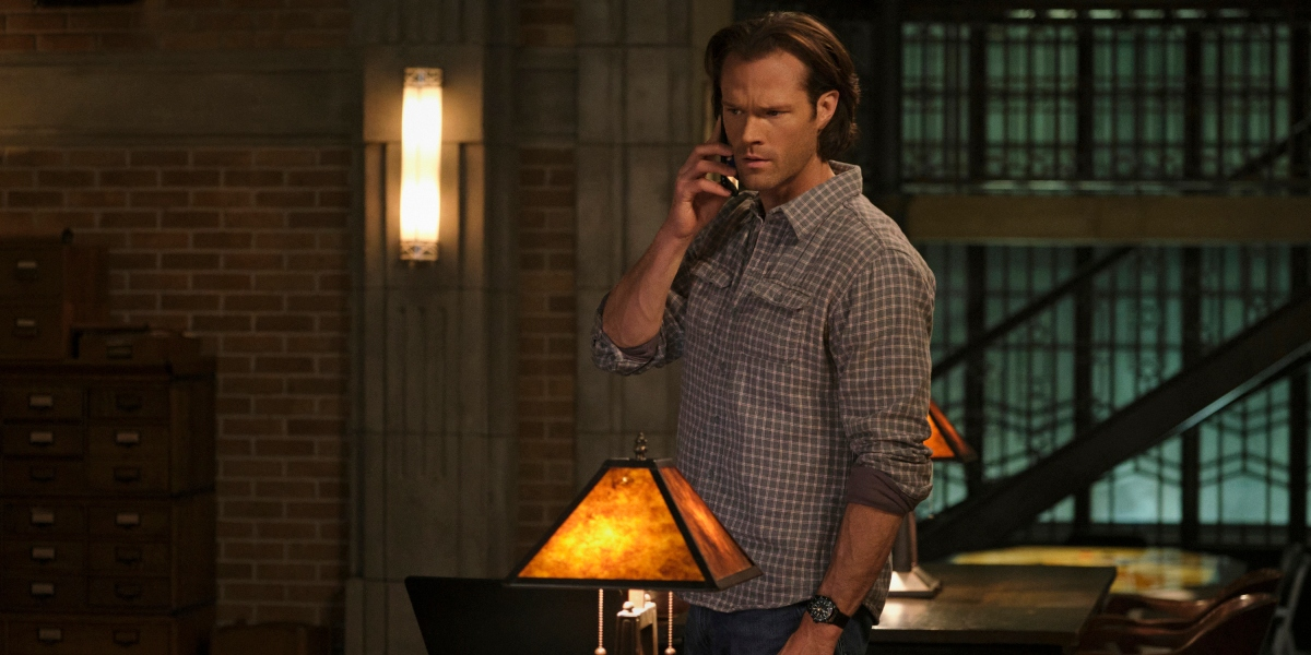 Sam looks for a Plan B in Supernatural