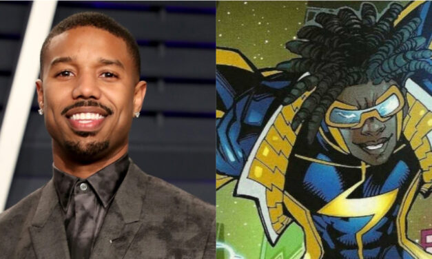 STATIC SHOCK Finds Its Producer in Michael B. Jordan