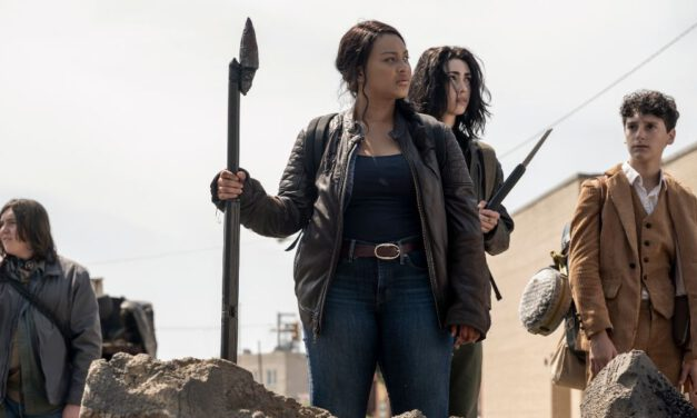 THE WALKING DEAD: WORLD BEYOND Recap (S01E02): The Blaze of Gory