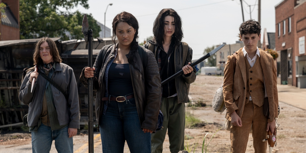 What You Need to Know About the Young Characters of THE WALKING DEAD: WORLD BEYOND