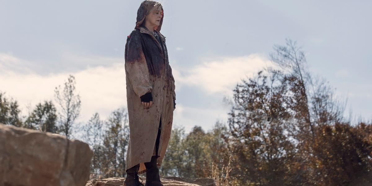 Carol on The Walking Dead, A Certain Doom