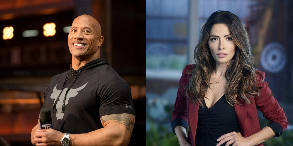 Sarah Shahi Joins BLACK ADAM Cast Alongside Dwayne Johnson