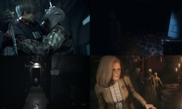 10 Horror Video Games to Scare Your Pants Off This Halloween Part 2