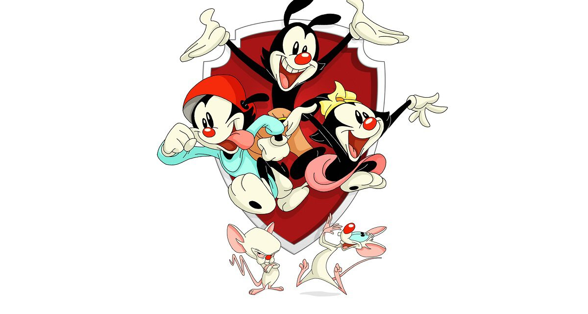 ANIMANIACS Reboot Looks as Zany and 'Insany' as Its Predecessor