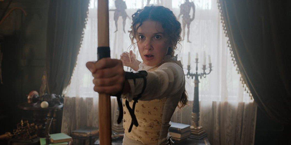 Let's Explore Feminism in Netflix's ENOLA HOLMES