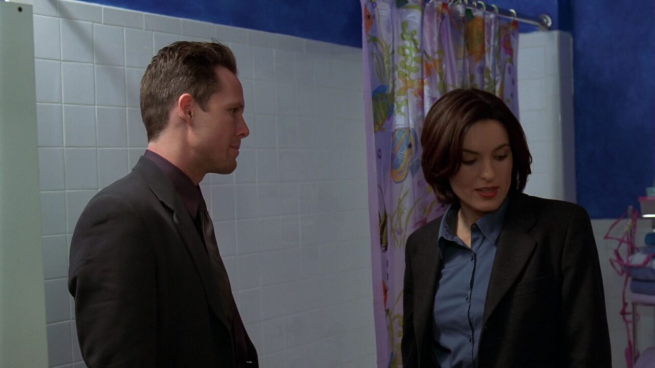brian cassidy olivia benson law and order svu