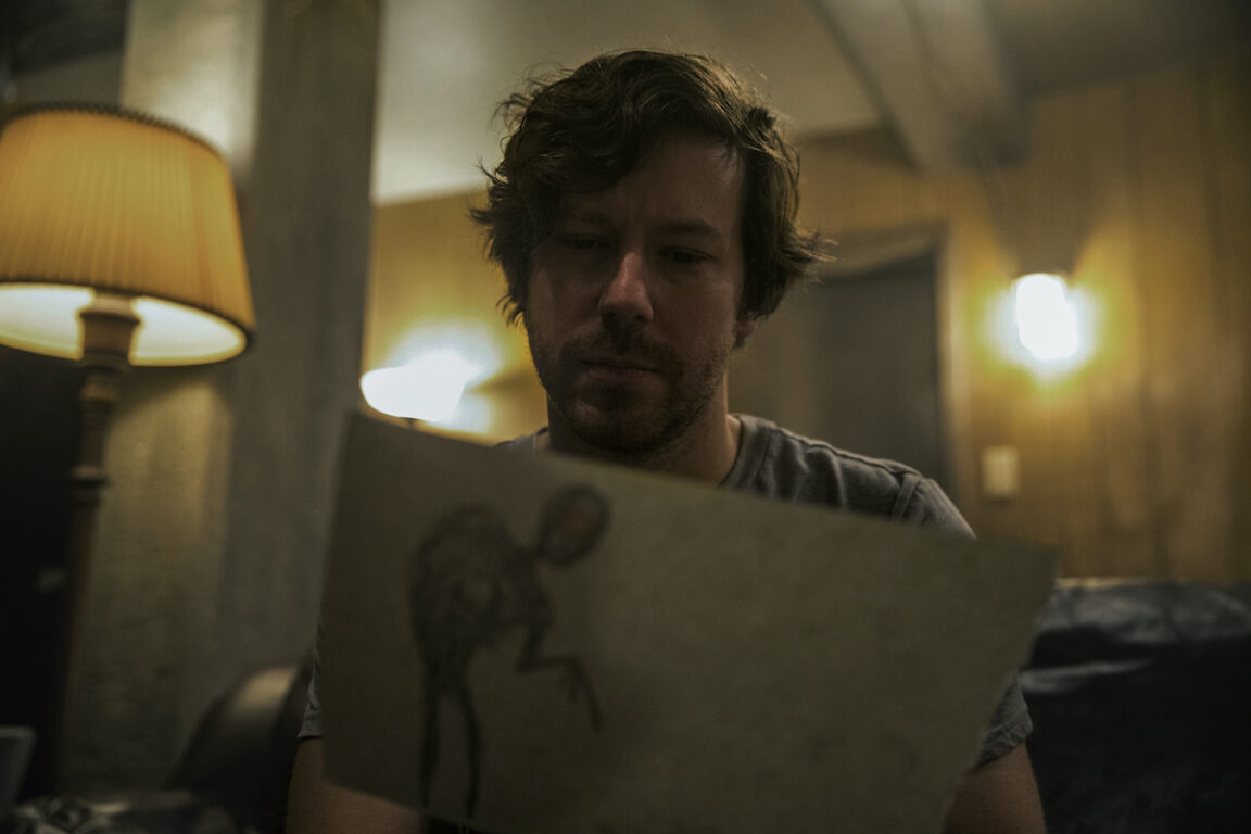 John Gallagher, Jr. in Come Play