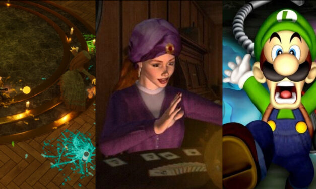 3 Haunted House Video Games to Get You in the Spooky Mood