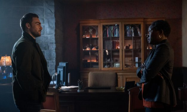 HELSTROM Recap: (S01E07) Scars