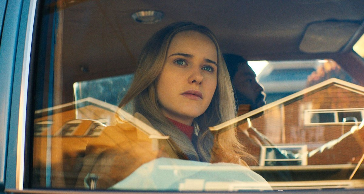 Rachel Brosnahan stars in I'm Your Woman