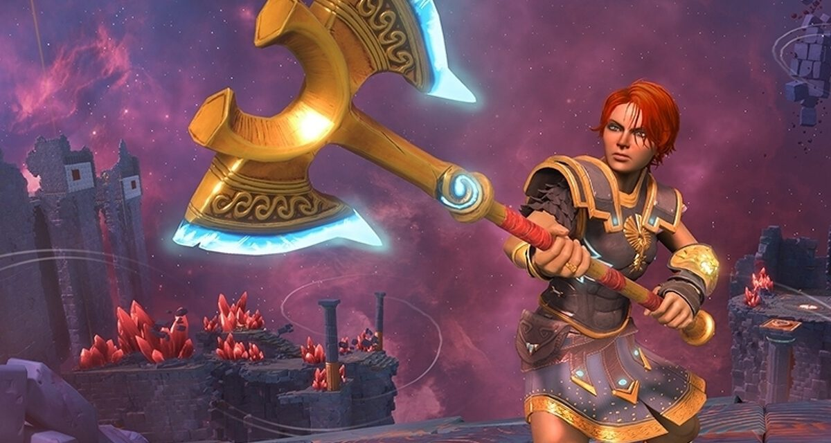 Nintendo Direct Mini: IMMORTALS FENYX RISING Puts the Worlds Fate In Our Hands