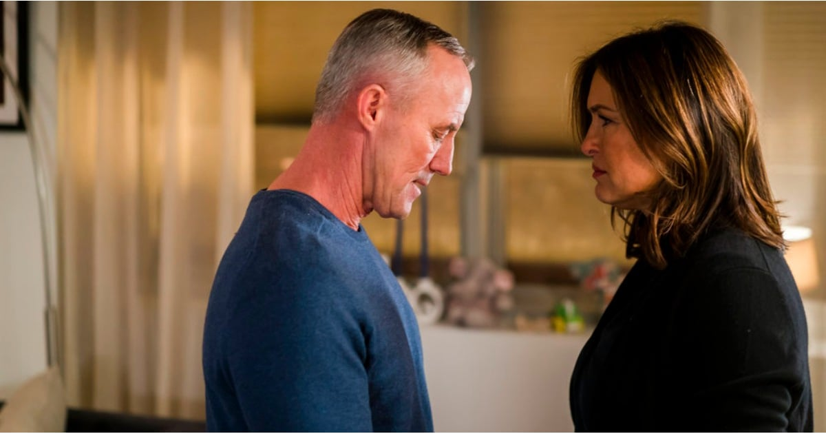 ed tucker and olivia benson law and order svu