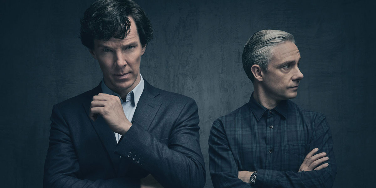Taking a Look Back at BBC's SHERLOCK