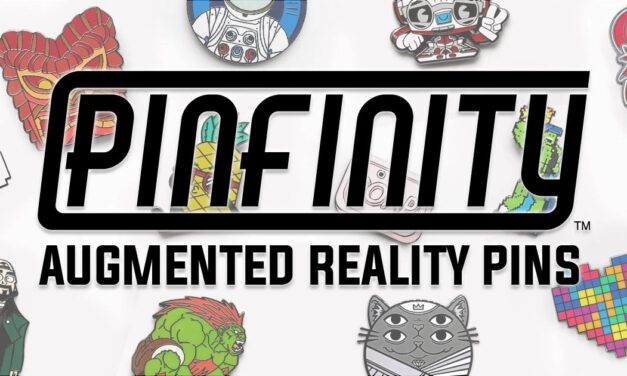 PINFINITY Uses Augmented Reality To Bring Our Favorite Fandoms To Life Through Stylish Collectors Pins