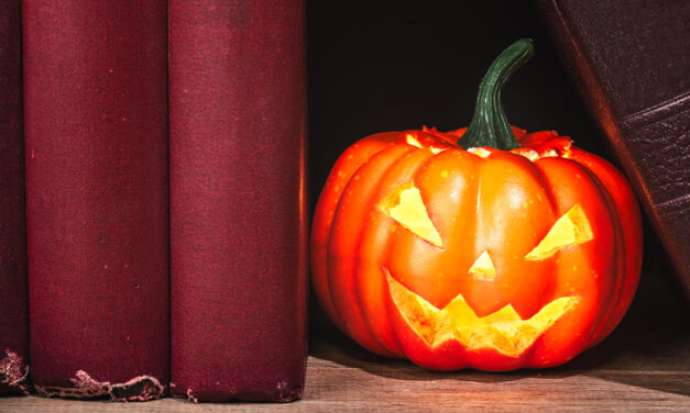5 Spooky New Books To Read With the Lights on This Halloween
