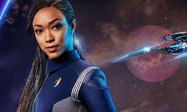 STAR TREK: DISCOVERY Renewed for a Fourth Season