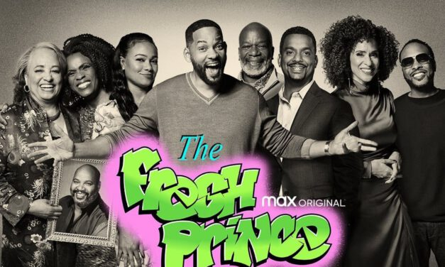 THE FRESH PRINCE OF BEL-AIR Reunion Was a Gift