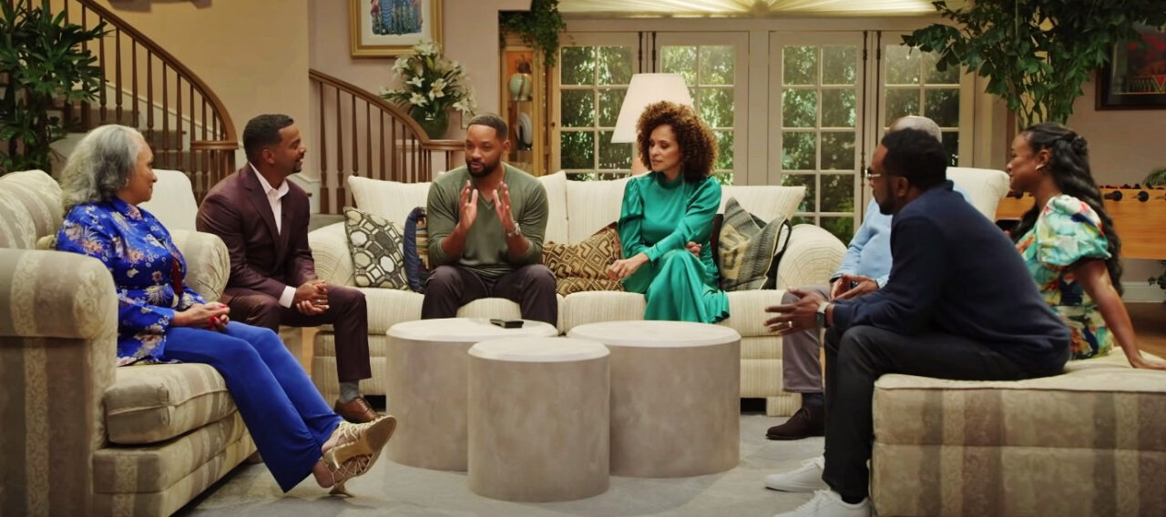 fresh prince reunion hbo max