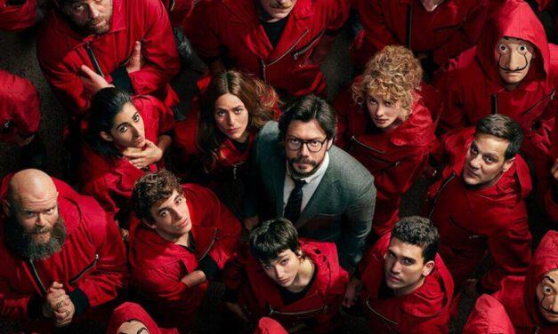 TV Review: Netflix's LA CASA DE PAPEL Part 1