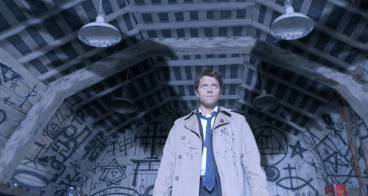 SUPERNATURAL Fans Thank Misha Collins and Castiel with The Castiel Project Fundraiser