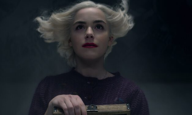 Cast of CHILLING ADVENTURES OF SABRINA Tease Spooky Part 4