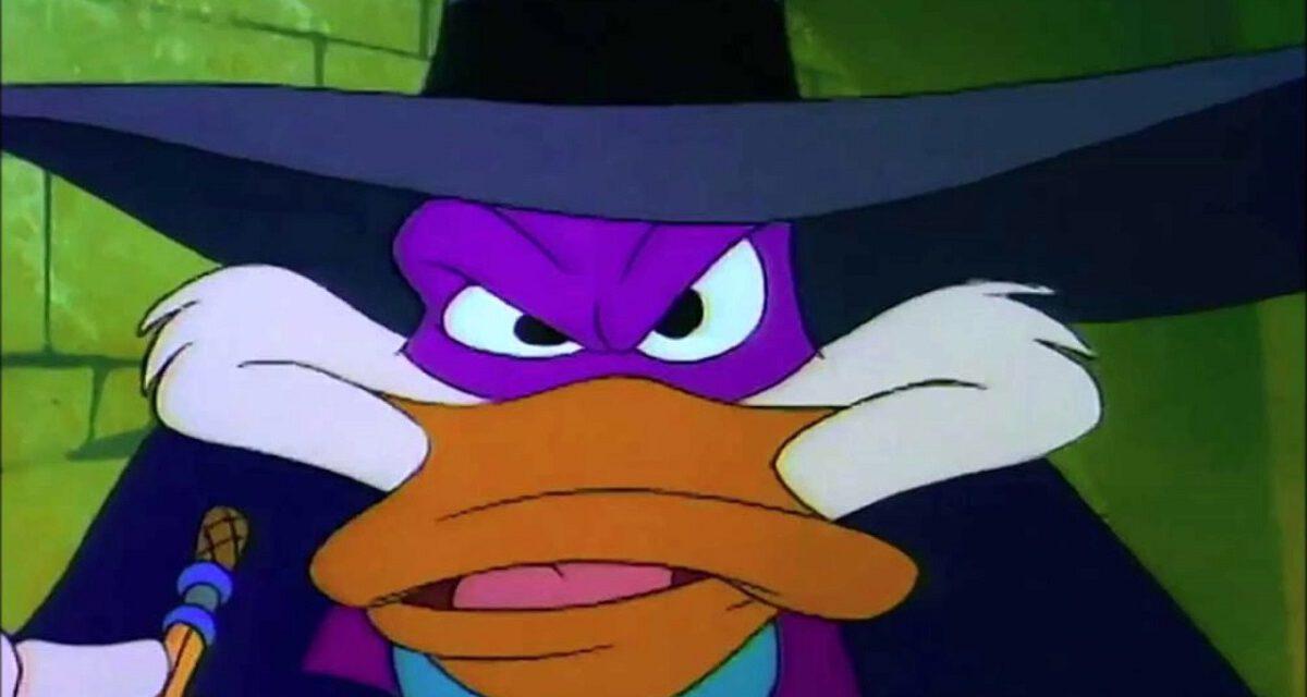 DARKWING DUCK Reboot in the Works for Disney Plus