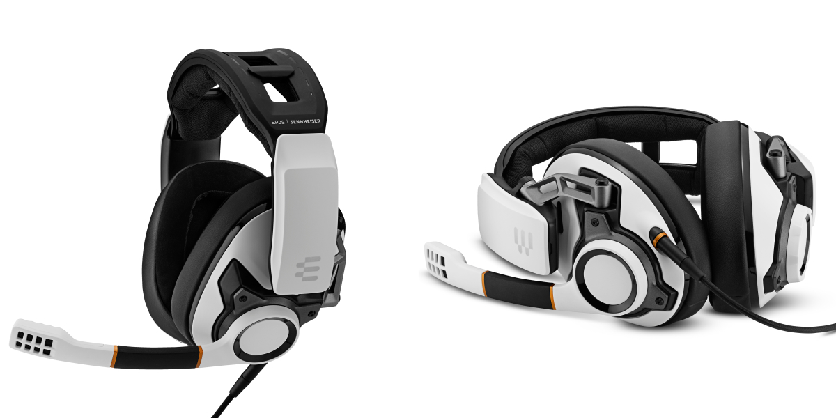 The GPS 601 headset from GSP.