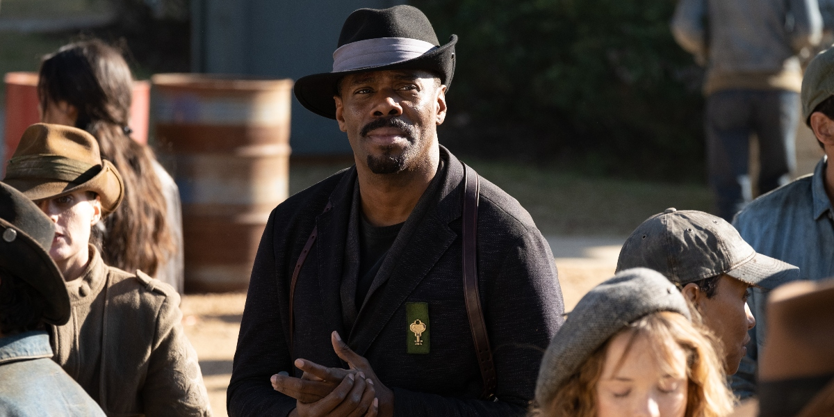 Strand tries to help John remain safe on Fear the Walking Dead
