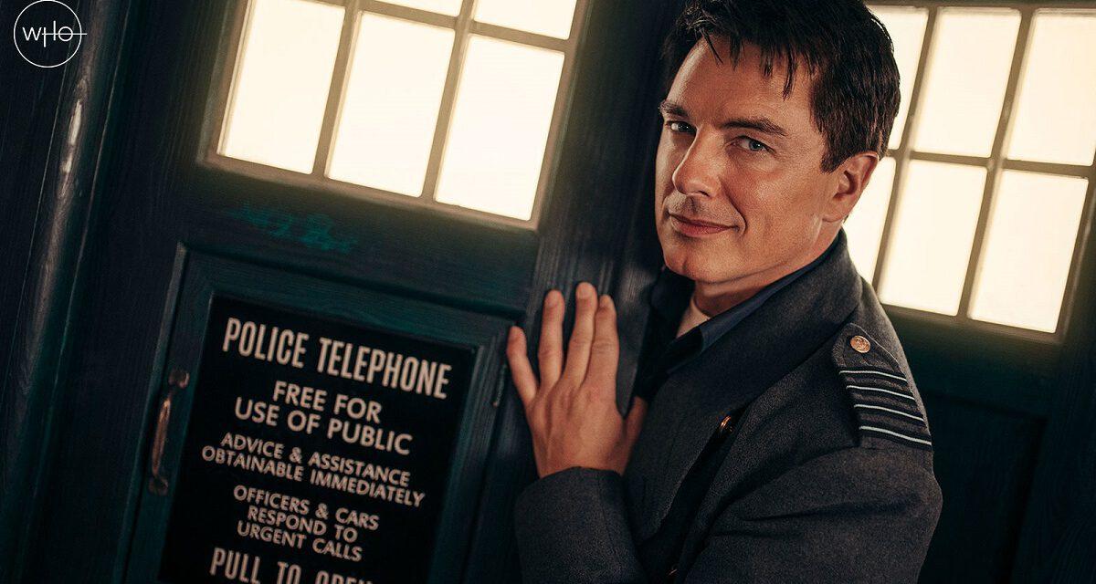 Captain Jack Returns for DOCTOR WHO's 'Revolution of the Daleks'