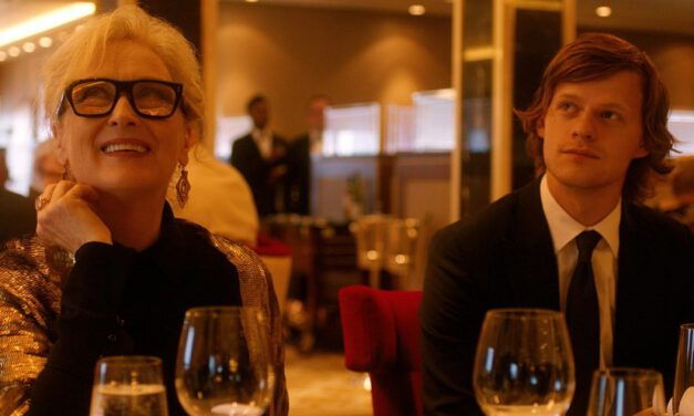 Meryl Streep Is Beleaguered Author Alice in LET THEM ALL TALK Trailer