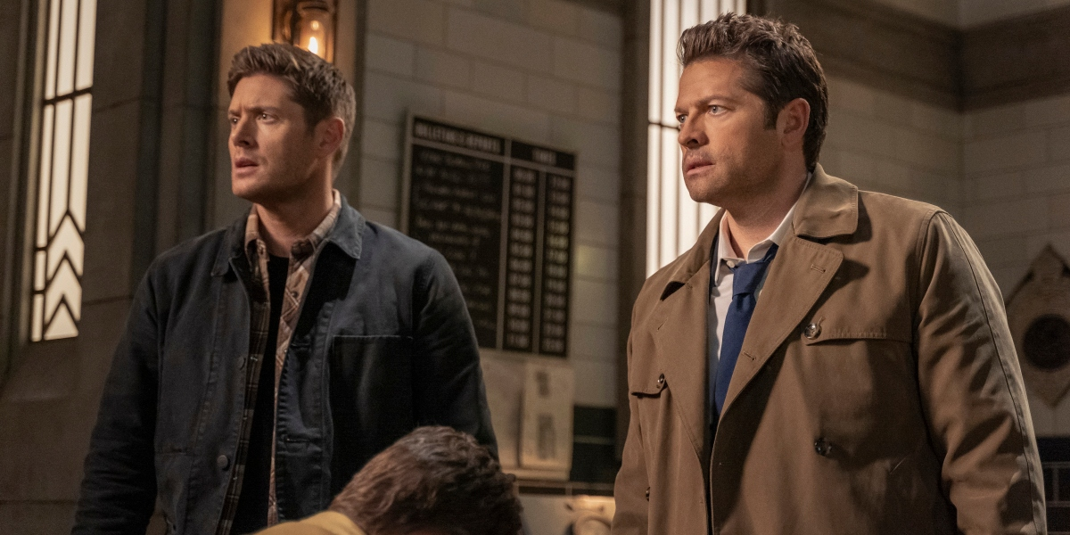 Dean and Cas fight for their family on Supernatural