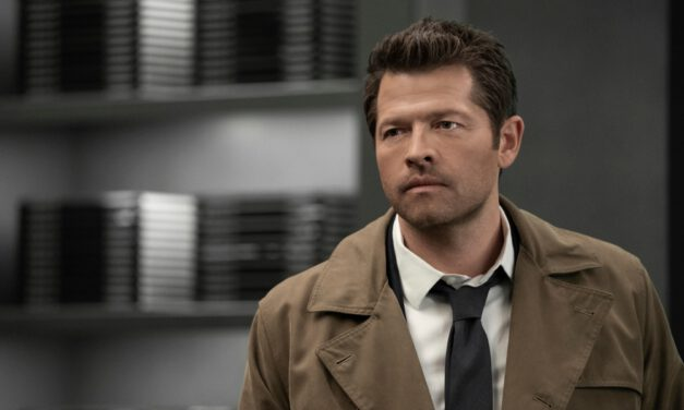 SUPERNATURAL Recap: (S15E18) Despair