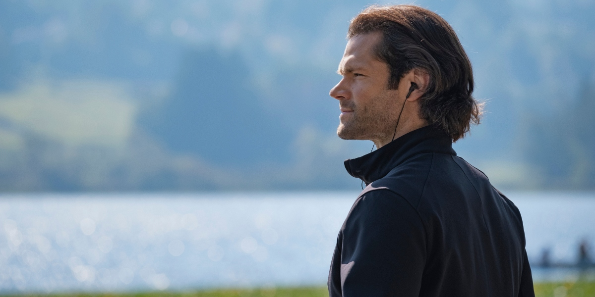 Sam enjoys his new life on the Supernatural series finale.