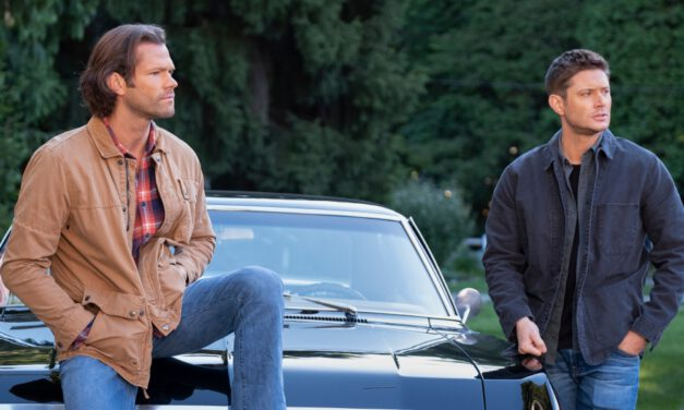 SUPERNATURAL Series Finale Recap: (S15E20) Carry On