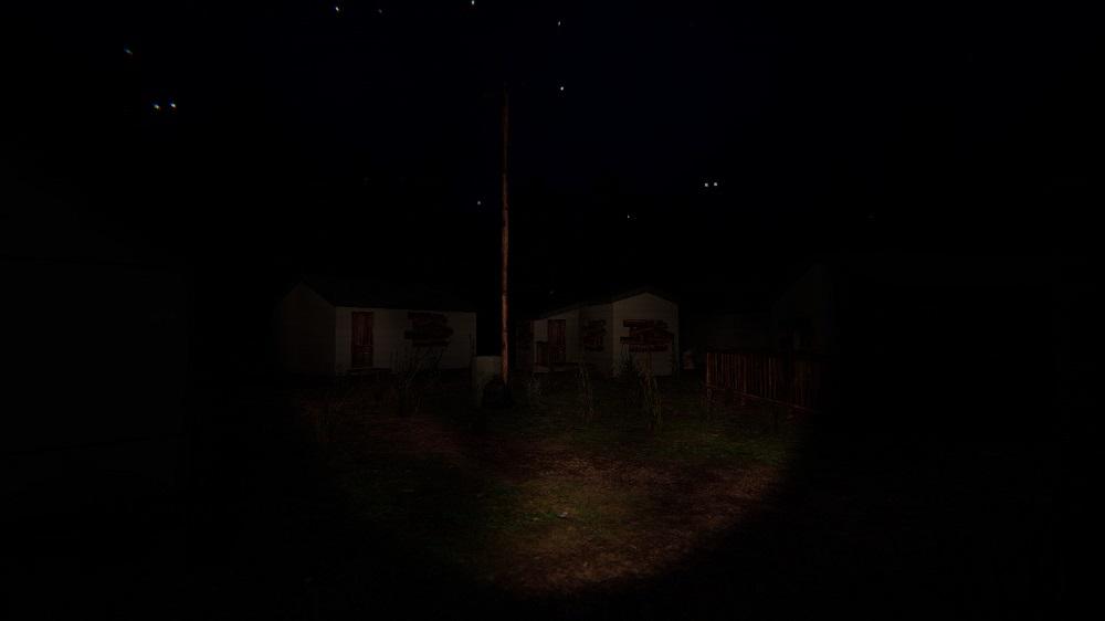 Abandoned buildings in Siren Head: Awakening.