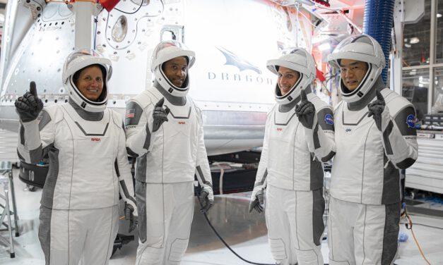 Here's How You Can Watch the SpaceX Crew-1 Launch