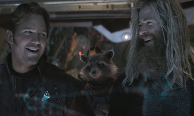 Chris Pratt to Return as Star-Lord in THOR: LOVE AND THUNDER